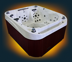 Infinity Edge Hot Tubs